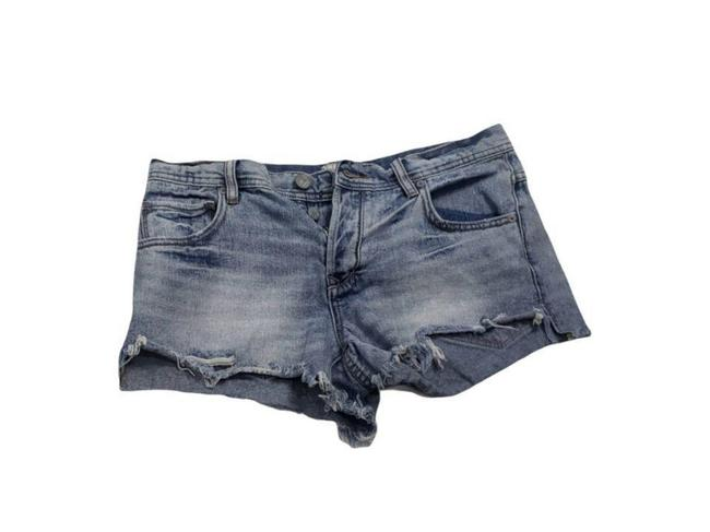 Item - Blue Channel Vintage-cool Style Shorts Size 4 (S, 27)