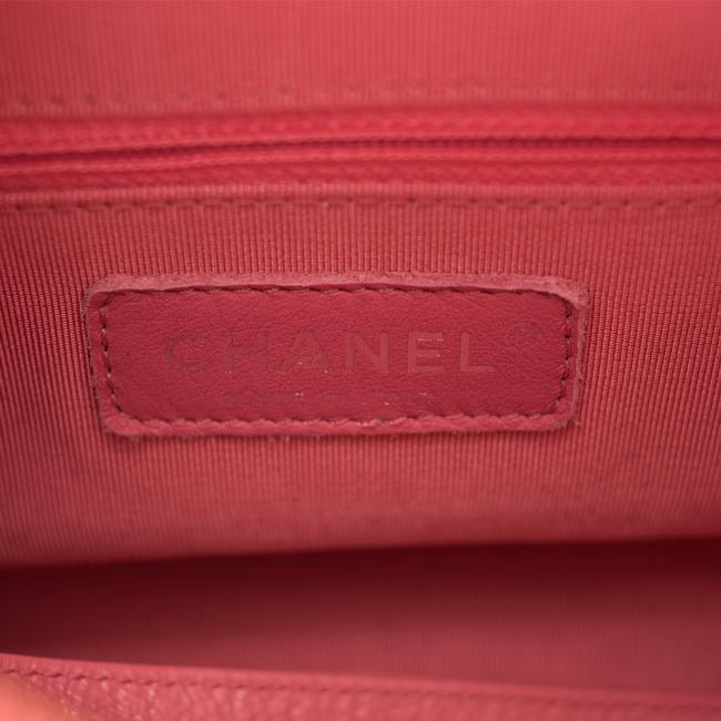 Chanel Gabrielle Hobo Quilted 20 Mixed Metal Hardware Pink Lambskin Leather Shoulder Bag Chanel Gabrielle Hobo Quilted 20 Mixed Metal Hardware Pink Lambskin Leather Shoulder Bag Image 11