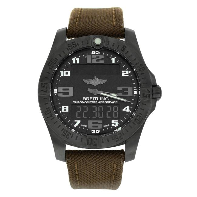 Item - Black Aerospace Evo Night Mission V7936310/Bd60 Titanium Quartz Watch