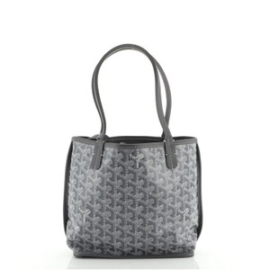 Goyard Canvas (Coated) Tote in Gray