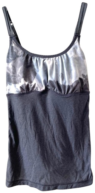 Item - Hot and Sweaty Canvas Activewear Top Size 6 (S)