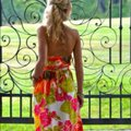 Anthropologie Multicolor Lil Manambe Silk Floral Long Casual Maxi Dress Size 2 (XS) Anthropologie Multicolor Lil Manambe Silk Floral Long Casual Maxi Dress Size 2 (XS) Image 6