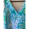 Lilly Pulitzer Blue Nwot Calissa Wave Rider Short Casual Dress Size 0 (XS) Lilly Pulitzer Blue Nwot Calissa Wave Rider Short Casual Dress Size 0 (XS) Image 7