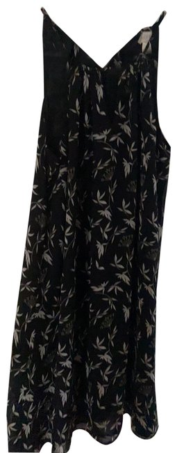 Item - Black and Gray Short Cocktail Dress Size 0 (XS)