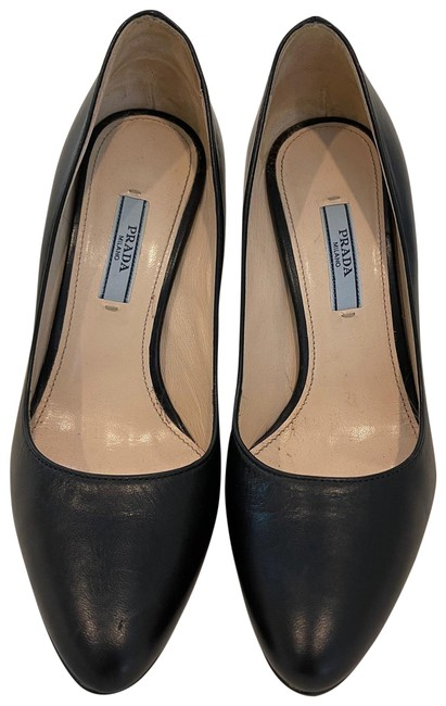 Item - Black Pumps Size EU 37 (Approx. US 7) Regular (M, B)