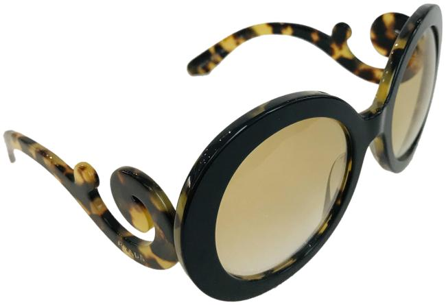 Item - Brown Spr27n Minimal Baroque Eyewear Sunglasses