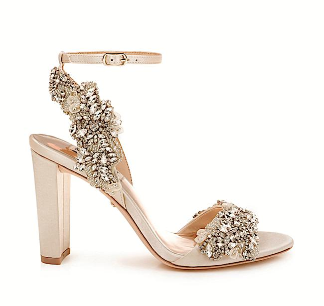 Item - Ivory New Libby Ankle Strap Sandal Collection Pumps Size US 6.5 Regular (M, B)