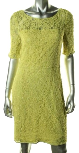 Item - Chartreuse Green Party Cocktail Dress Size 2 (XS)