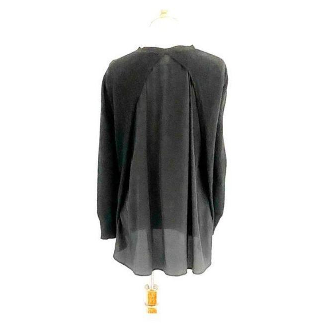Item - Anthropologie Cashmere and Silk Black Sweater