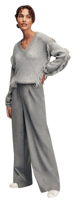 Item - Grey Flannel Pull On Pants Size Petite 2 (XS)