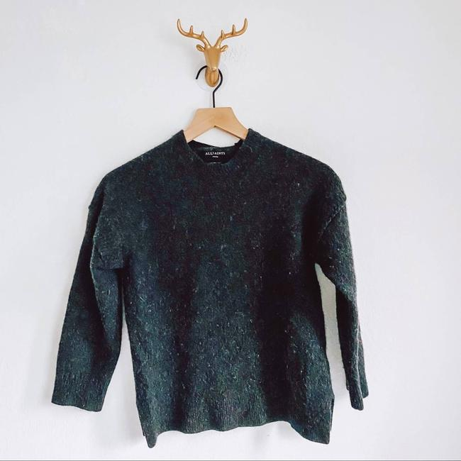 Item - Wool/Cashmere Blend Size Small Black Sweater