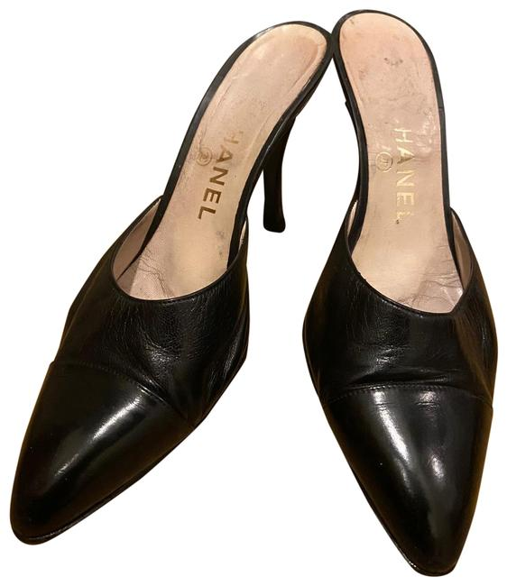 Item - Black Vintage Pumps Size US 9 Regular (M, B)