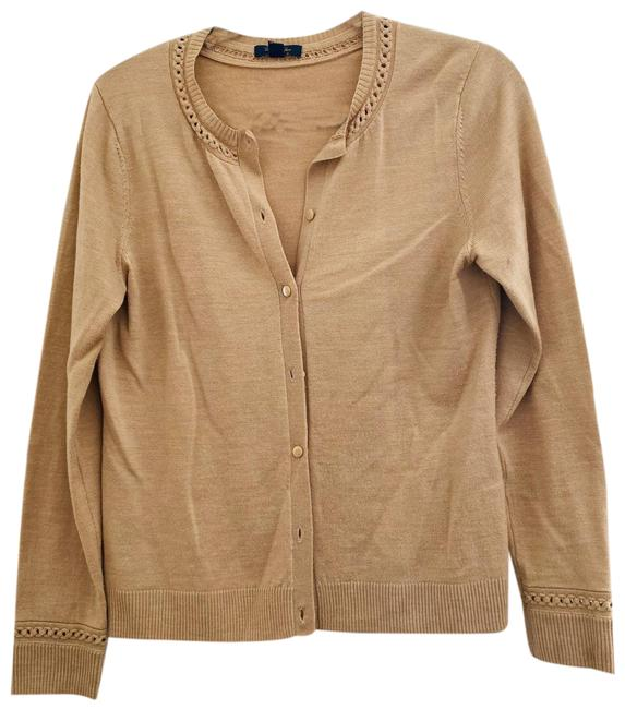 Item - Brown Medium Cardigan Size 8 (M)