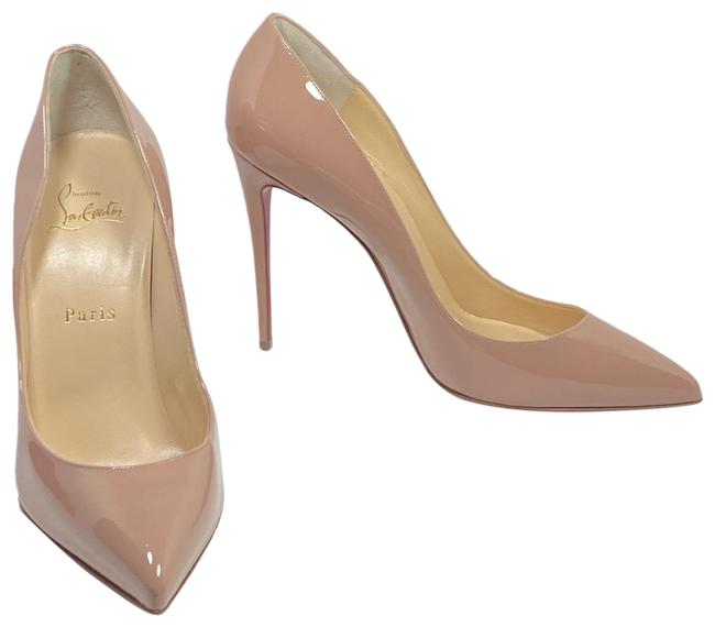 Item - Nude Pigalle Follies Pumps Size EU 37.5 (Approx. US 7.5) Narrow (Aa, N)