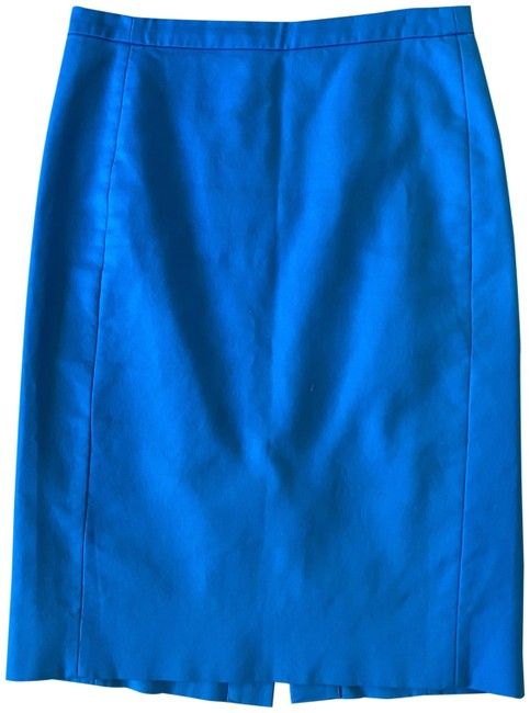 Item - Royal Blue Pencil Skirt Size 00 (XXS, 24)