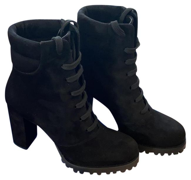 Item - Black Suede Cyler S5686 Boots/Booties Size US 6 Regular (M, B)