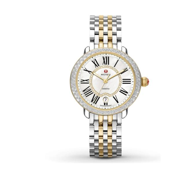 Item - Two-tone New Serein Swiss Ladies Luxury Mww21b000032 Watch