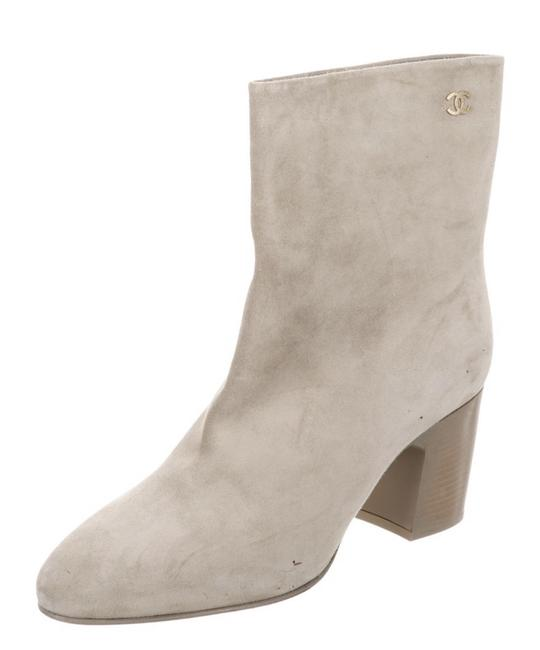 Item - Creme / Ankle Boots/Booties Size EU 42 (Approx. US 12) Regular (M, B)