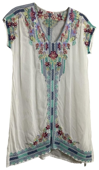 Item - Multicolor Unknown Tunic Size 6 (S)