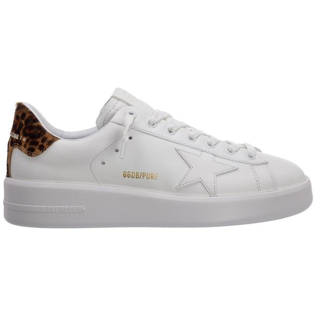 Item - White Purestar Low-top Sneakers Size EU 37 (Approx. US 7) Regular (M, B)