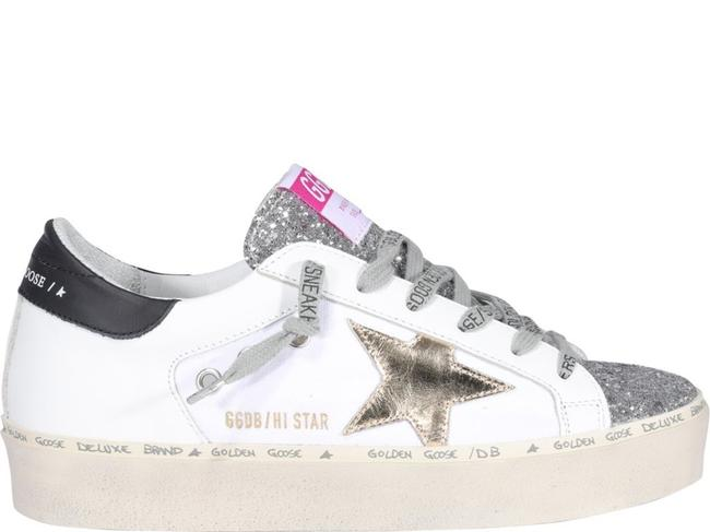 Item - White High Star Sneakers Size EU 39 (Approx. US 9) Regular (M, B)