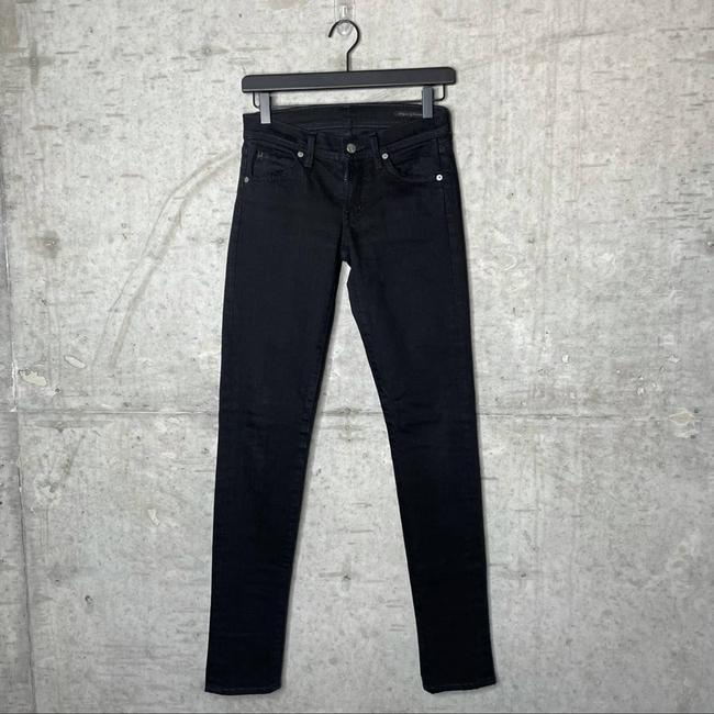 Item - Black Distressed Jeans 24 Pants Size 00 (XXS, 24)