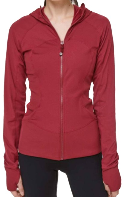 Item - Red Flux Reversible Rosewood Activewear Outerwear Size 8 (M)