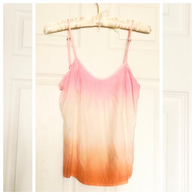 Item - Dye S2 Pink/Orange Pink Orange Top