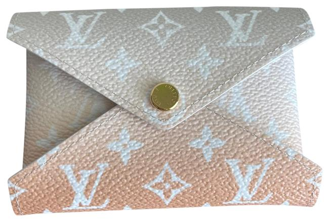 Item - Mist Grey Kirigami Small By The Pool Wallet