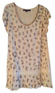 French Connection short dress Cream on Tradesy