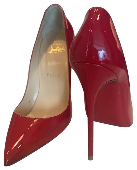Item - Red So Kate Pumps Size EU 38 (Approx. US 8) Narrow (Aa, N)