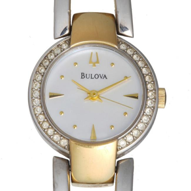 Item - Ladies C664027 Stainless Steel White Shell Dial Watch