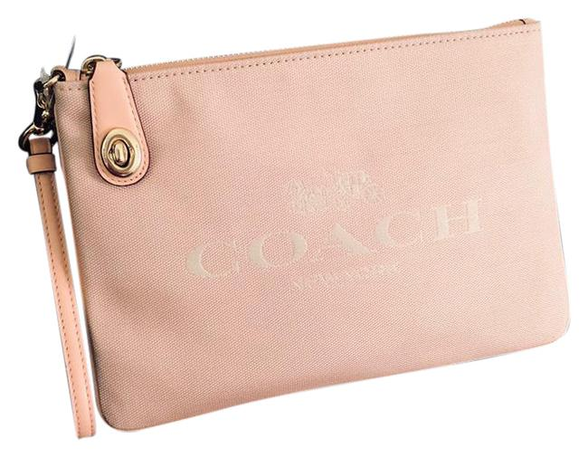 Item - Faded Blush Large Turnlock Pouch 26 Wallet