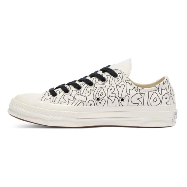 Item - White/Black New My Story Chuck Taylor All Star Unisex Sneakers Size US 8.5 Regular (M, B)