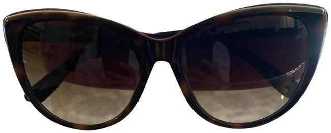 Item - Tortoise / Blue Cat-eye Glasses Sunglasses