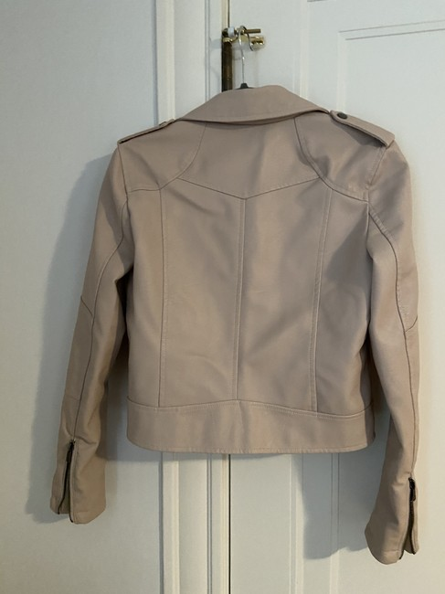 Item - Blush Moto Jacket Size 4 (S)