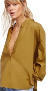 Free People Relaxed Oversized Top