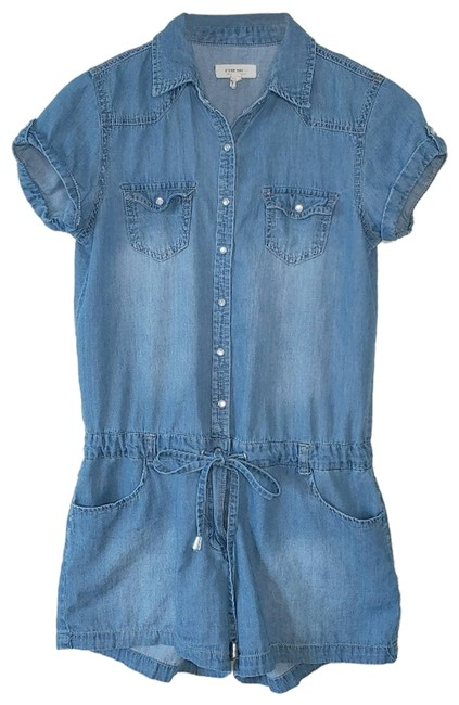 Item - Blue Romper/Jumpsuit