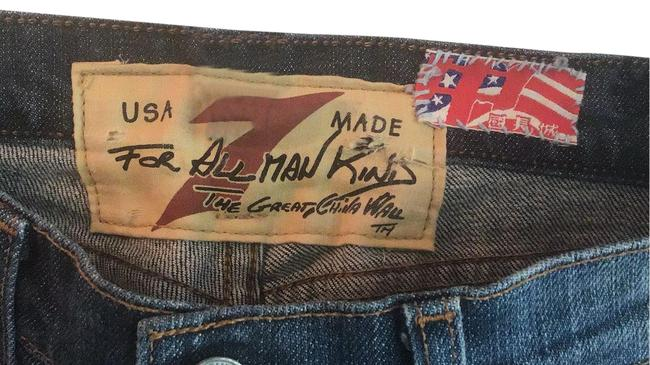 Item - Medium Wash The Great China Wall Boot Cut Jeans Size 8 (M, 29, 30)
