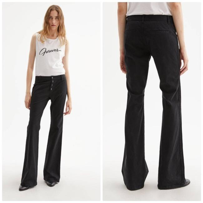 Item - Black Athens with Tape Pants Size 2 (XS, 26)
