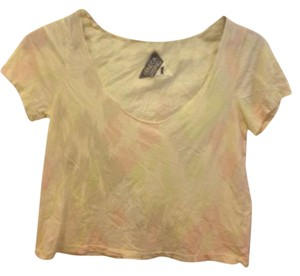 Seneca Rising T Shirt Tribal Tie Dye