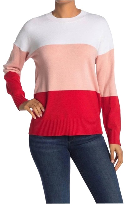 Item - Baby Soft Striped S Red Sweater