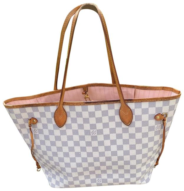 Item - Neverfull Pink Canvas Tote