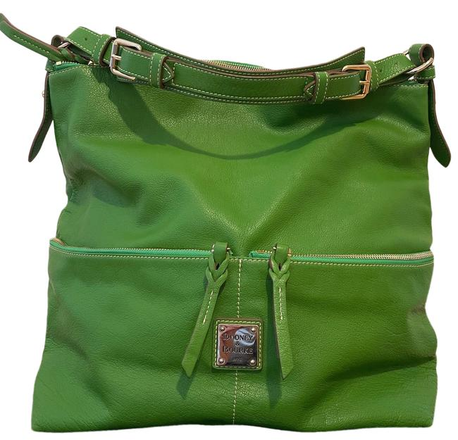 Item - Dillen Tote / - Kelly Green Leather Hobo Bag