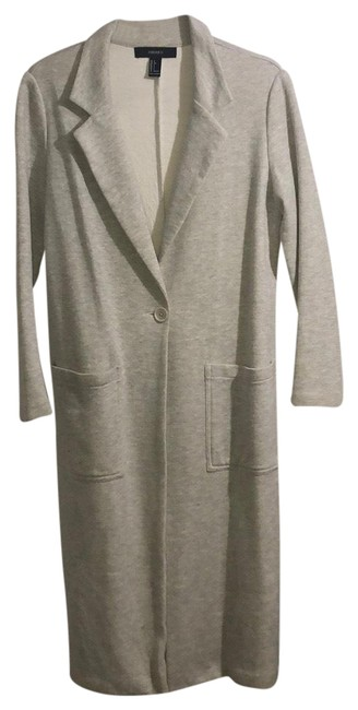 Item - Grey Women Coat Size 4 (S)
