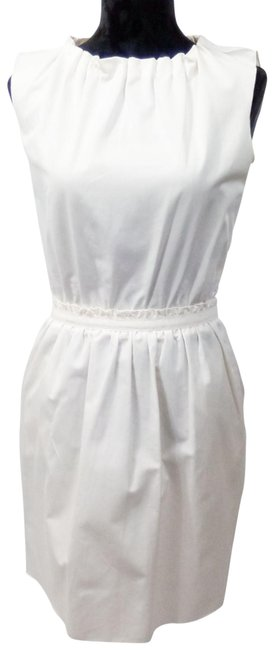 Item - White Sd0829 Short Casual Dress Size 6 (S)