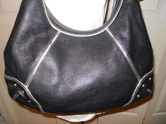 Maxximum Leather Hobo Bag