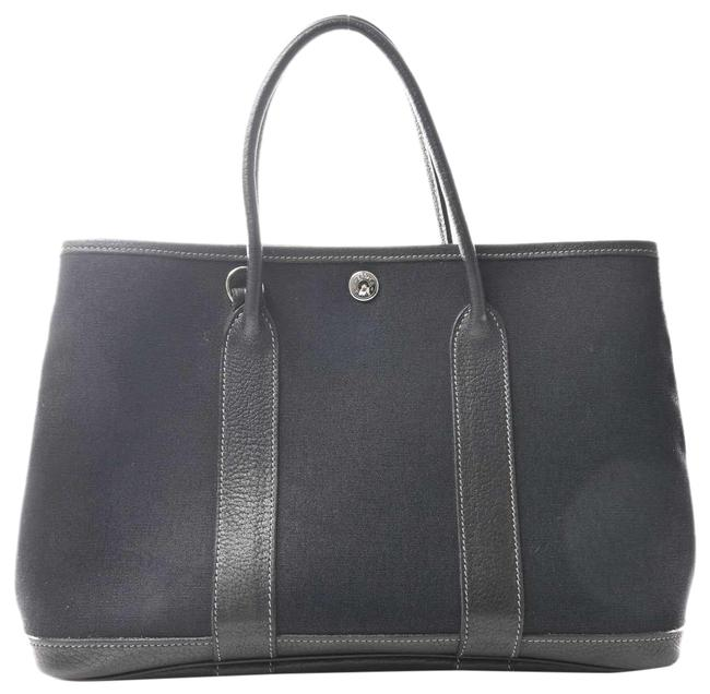Item - Garden Party Tpm 2way Handbag Black Negonda Leather Satchel