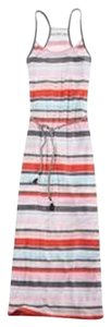 striped/multi Maxi Dress by American Eagle Outfitters Maxi