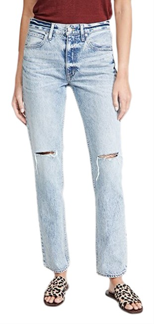 Item - Lonely Heart Acid Straight Leg Jeans Size 6 (S, 28)